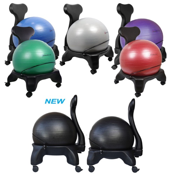 best Balance Exercise Ball Chair for office