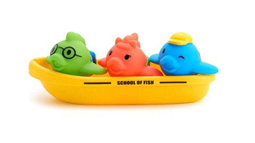 Munchkin-Bath-Toy-School-of-Fish