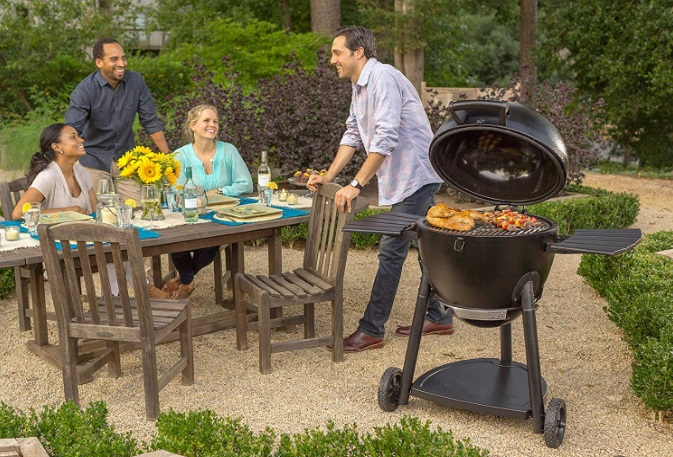 char-griller-akorn-kamado-kooker-charcoal-barbecue-grill-review